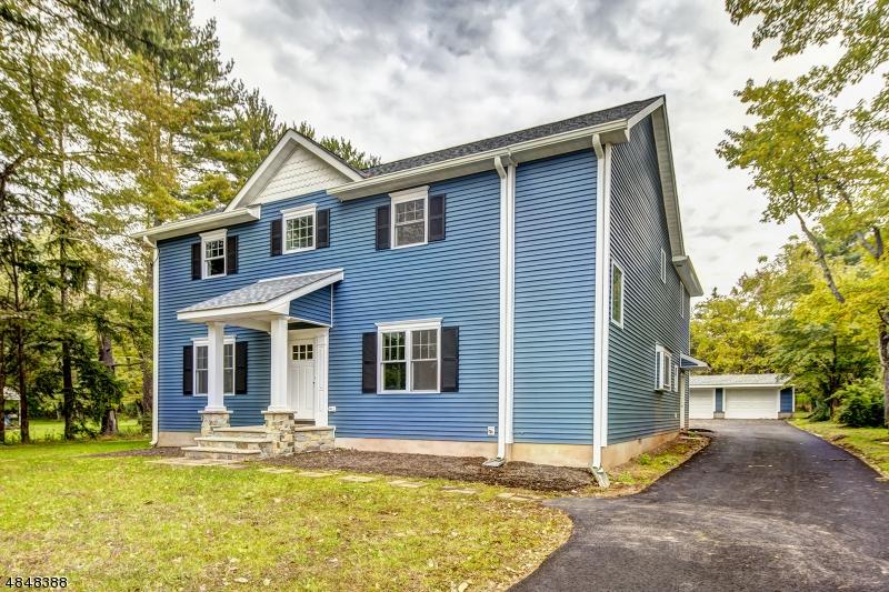 Einfamilienhaus für Verkauf beim 710 FOOTHILL Road Bridgewater, New Jersey 08807 Vereinigte Staaten