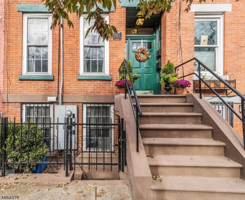 Multi-Family Home for Sale at 316 6TH Street Jersey City, New Jersey 07302 United States