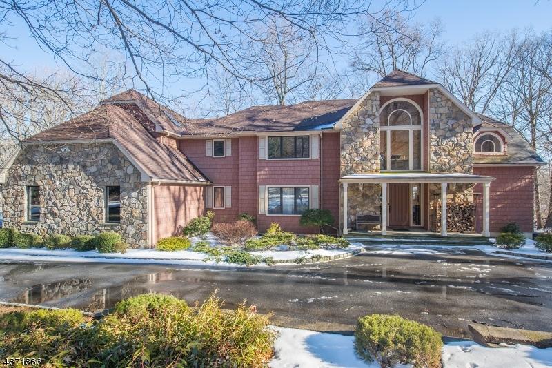 Maison unifamiliale pour l Vente à 80 BRIDLE PATH Lane Mahwah, New Jersey 07430 États-Unis