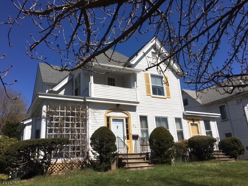 Частный односемейный дом для того Продажа на 53 Church Street High Bridge, 08829 Соединенные Штаты