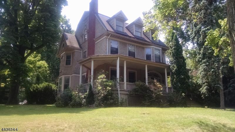 Casa Unifamiliar por un Venta en 298 Fuller Terrace Orange, Nueva Jersey 07050 Estados Unidos