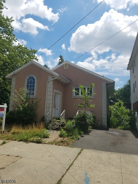 Single Family Home for Sale at 37 Passaic Street Passaic, New Jersey 07055 United States