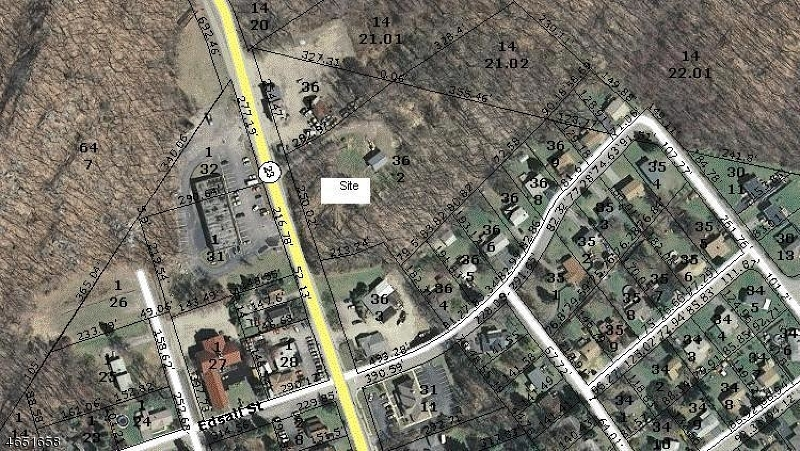 Land for Sale at 98 State Route 23 N Hamburg, New Jersey 07419 United States