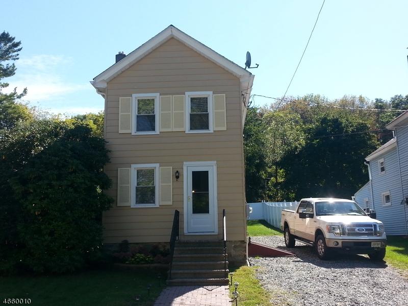 Частный односемейный дом для того Продажа на 20 Green Street Oxford, 07863 Соединенные Штаты