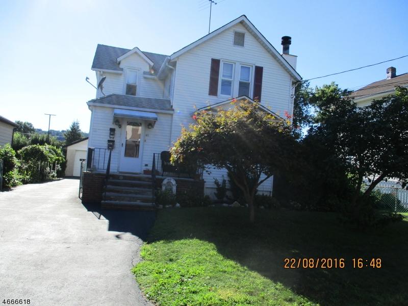 Частный односемейный дом для того Аренда на 78 Forest Avenue Hawthorne, 07506 Соединенные Штаты