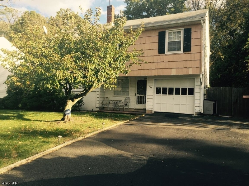 Single Family Home for Rent at 745 TAFT Avenue Plainfield, New Jersey 07060 United States