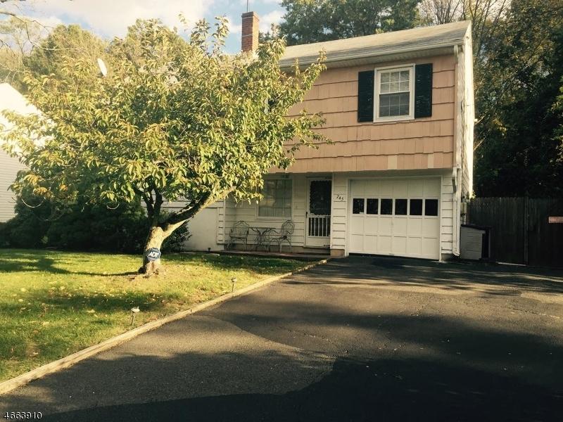 Частный односемейный дом для того Аренда на 745 TAFT Avenue Plainfield, 07060 Соединенные Штаты