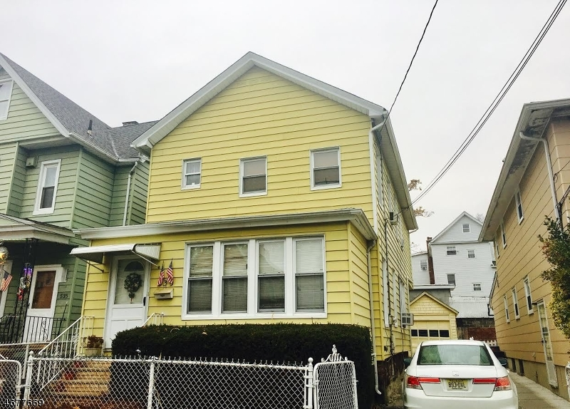 Single Family Home for Sale at 539 DEVON Street Kearny, New Jersey 07032 United States