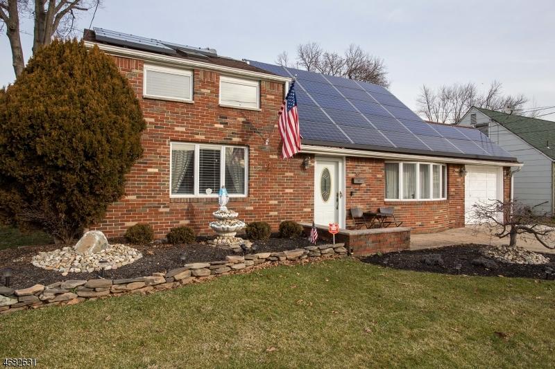 Частный односемейный дом для того Продажа на 16 Frederick Avenue Woodbridge, 07067 Соединенные Штаты