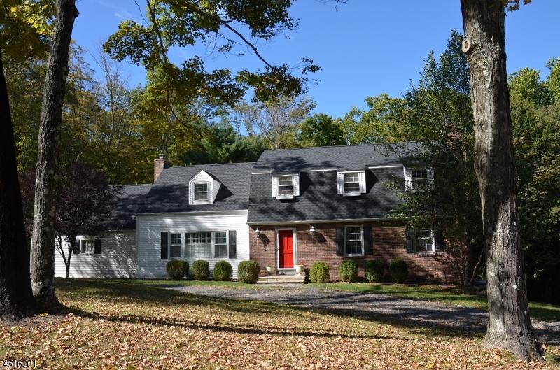 独户住宅 为 销售 在 14 Keats Road Pottersville, 07979 美国
