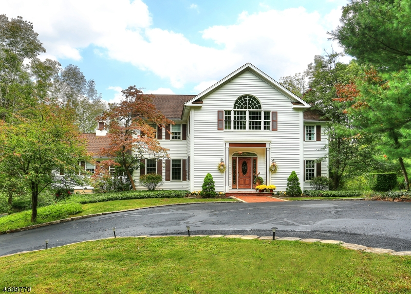 独户住宅 为 销售 在 9 Ridge Road Peapack Gladstone, 07934 美国