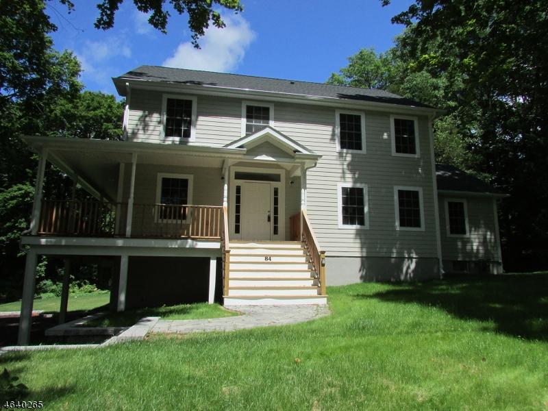 Villa per Vendita alle ore 84 Hillside Road Chester, New Jersey 07930 Stati Uniti