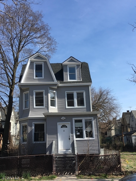 Single Family Home for Rent at 116 William Street East Orange, New Jersey 07017 United States