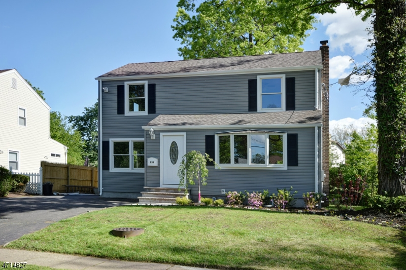 Частный односемейный дом для того Продажа на 239 Boulevard Kenilworth, 07033 Соединенные Штаты