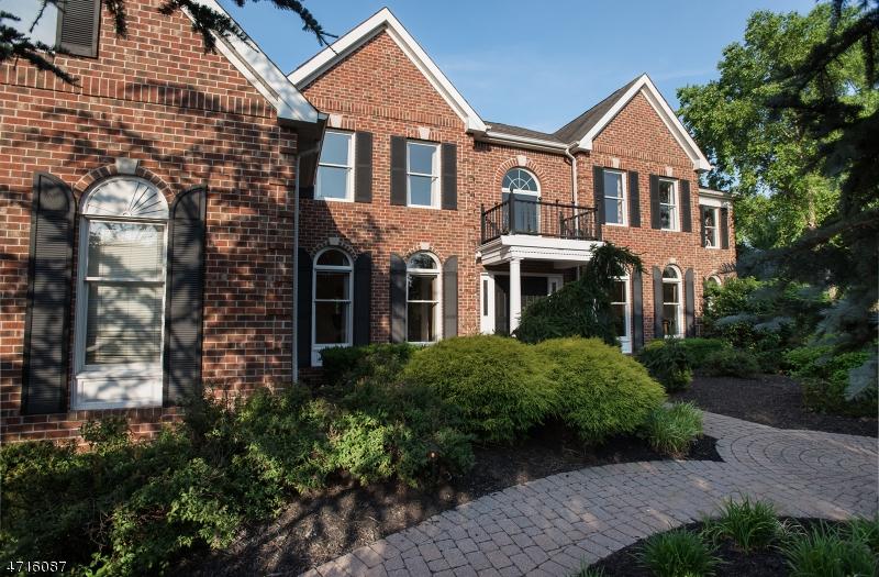 Casa Unifamiliar por un Venta en 9 Buck Ridge Montgomery, Nueva Jersey 08558 Estados Unidos