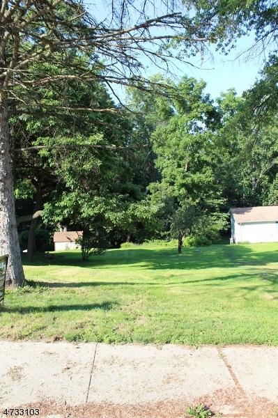 Arazi için Satış at 68 Arch Street Butler, New Jersey 07405 Amerika Birleşik Devletleri