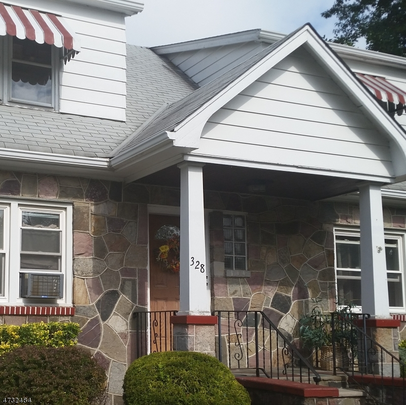 Multi-Family Home for Sale at 328 Mason Avenue Haledon, New Jersey 07508 United States