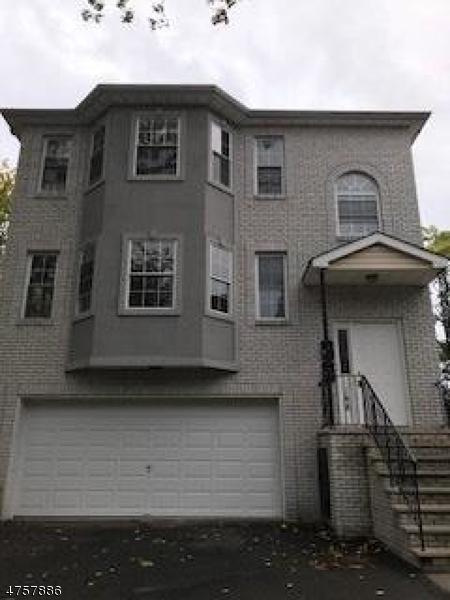 Casa Multifamiliar por un Venta en 148 Halsted Street East Orange, Nueva Jersey 07018 Estados Unidos