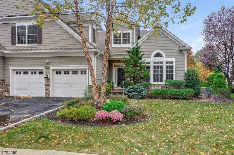 Maison unifamiliale pour l Vente à 39 Tillou Rd W South Orange, New Jersey 07079 États-Unis