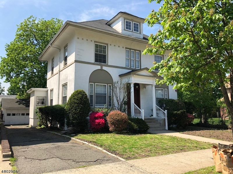 Single Family Home for Sale at 538 RIDGE Street Newark, New Jersey 07104 United States