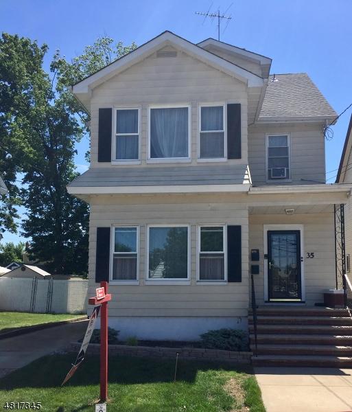 Maison avec plusieurs logements pour l Vente à 35 SUNSET Avenue North Arlington, New Jersey 07031 États-Unis