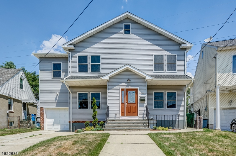 Single Family Home for Sale at 199 BREMOND Street Belleville, New Jersey 07109 United States
