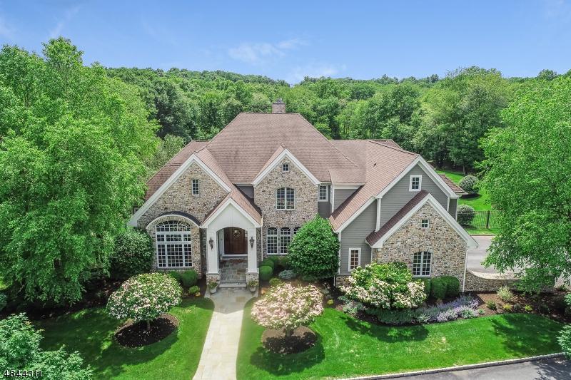 Einfamilienhaus für Verkauf beim 280 MOUNTAIN Road Bernards Township, New Jersey 07920 Vereinigte Staaten