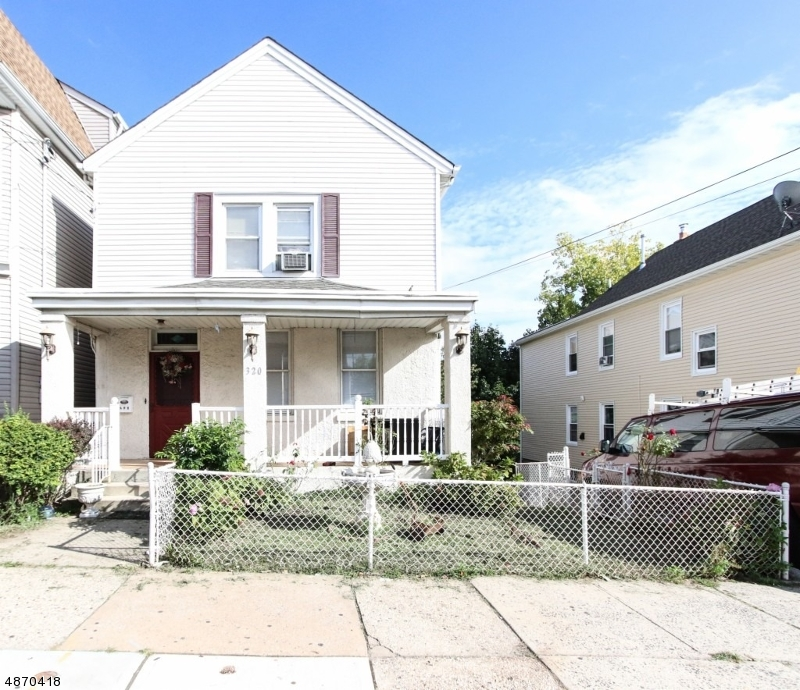 Single Family Home for Sale at 318 DEVON Street Kearny, New Jersey 07032 United States