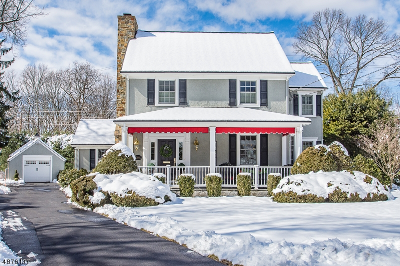 Single Family Home for Sale at 266 GRAMERCY Place Glen Rock, New Jersey 07452 United States