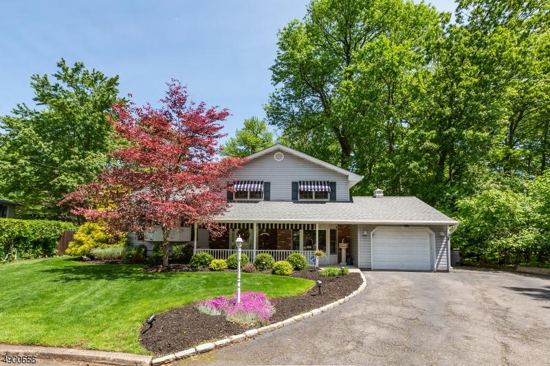 Enfamiljshus för Försäljning vid Little Falls, New Jersey 07424 Förenta staterna