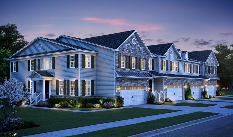 Condo / Radhus för Försäljning vid Morris Township, New Jersey 07960 Förenta staterna