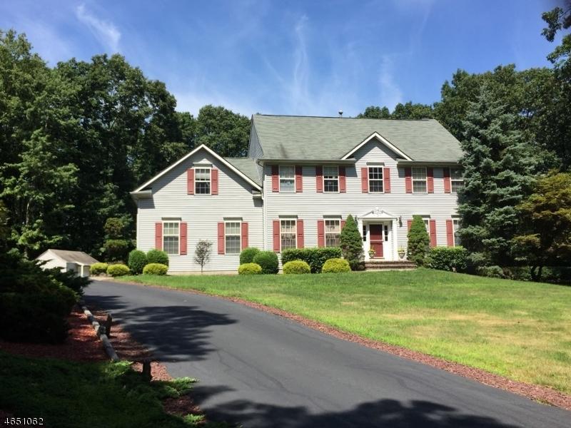 Einfamilienhaus für Verkauf beim 92 Skytop Road Andover Township, New Jersey 07860 Vereinigte Staaten