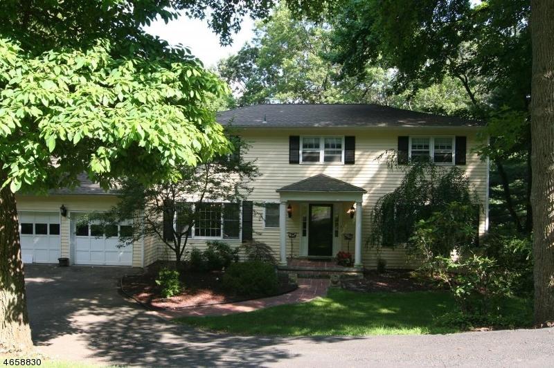 Casa Unifamiliar por un Venta en 82 Ormont Road Chatham, Nueva Jersey 07928 Estados Unidos