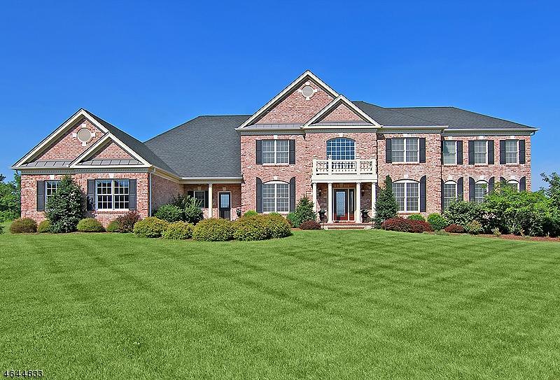 Casa Unifamiliar por un Venta en 10 Belmont Court Pittstown, Nueva Jersey 08867 Estados Unidos