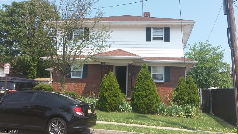 Многосемейный дом для того Продажа на 507 Lanza Avenue Garfield, Нью-Джерси 07026 Соединенные Штаты