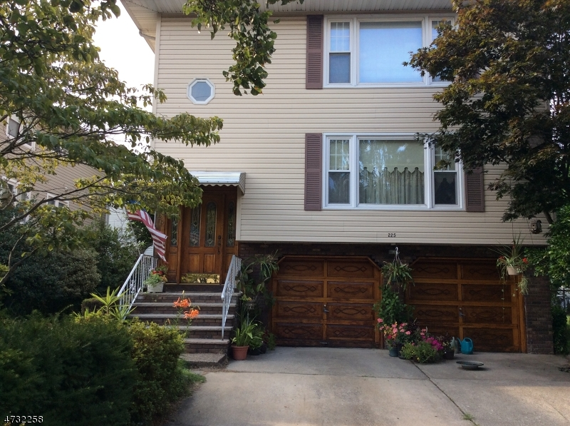 Single Family Home for Rent at 225 Kipp Avenue Elmwood Park, New Jersey 07407 United States