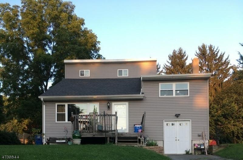 Частный односемейный дом для того Продажа на 3 Lincoln Avenue Ogdensburg, Нью-Джерси 07439 Соединенные Штаты