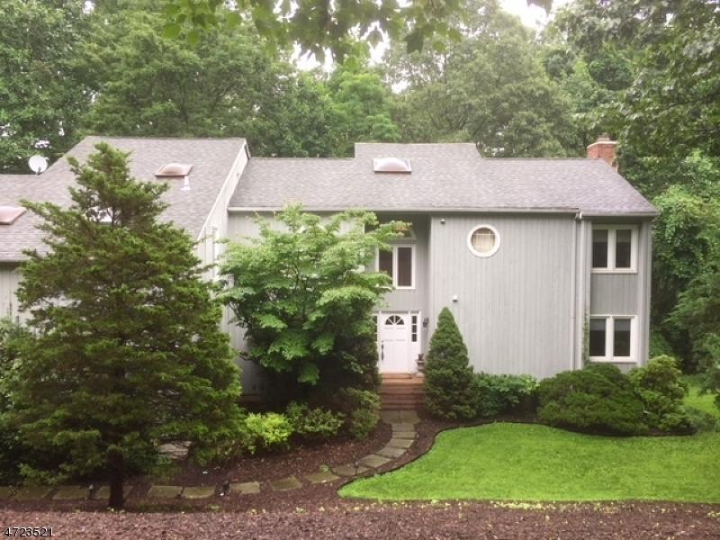 Частный односемейный дом для того Продажа на 149 Sun Valley Way Morris Plains, Нью-Джерси 07950 Соединенные Штаты