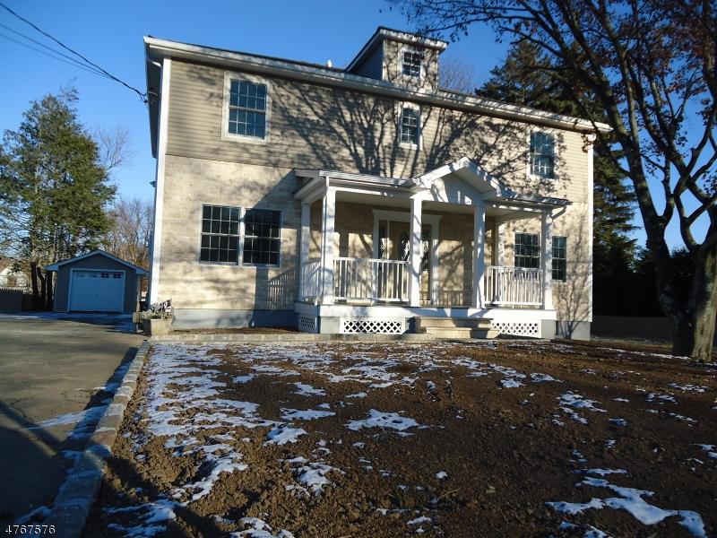 Частный односемейный дом для того Продажа на 60 Ahnert Avenue North Haledon, Нью-Джерси 07508 Соединенные Штаты