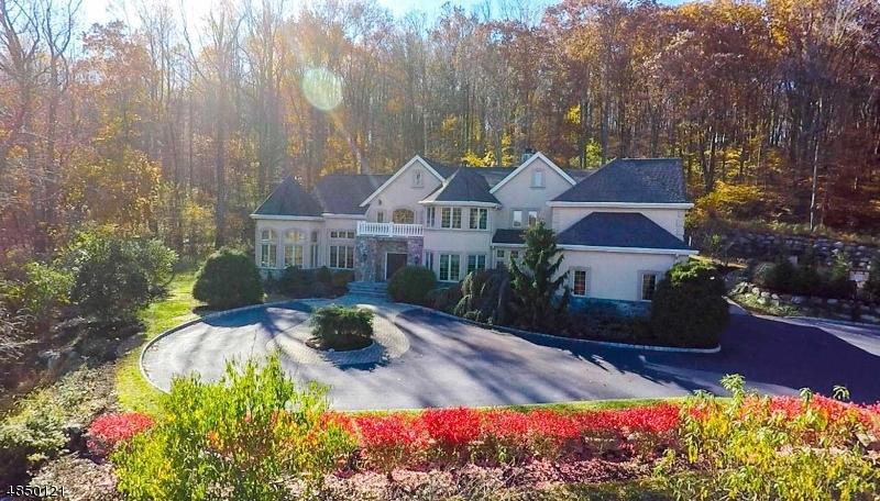 Maison unifamiliale pour l Vente à 87 MOUNTAINSIDE Drive Randolph, New Jersey 07869 États-Unis