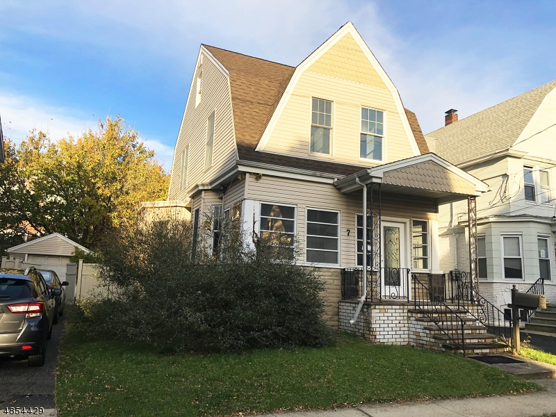 Single Family Home for Sale at 7 PROSPECT Place Kearny, New Jersey 07032 United States