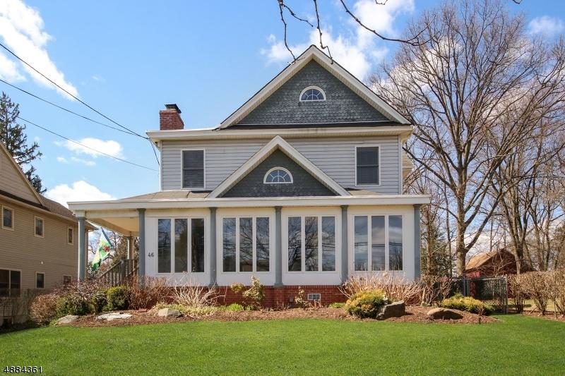 Villa per Vendita alle ore 46 S HIGHWOOD Avenue Glen Rock, New Jersey 07452 Stati Uniti