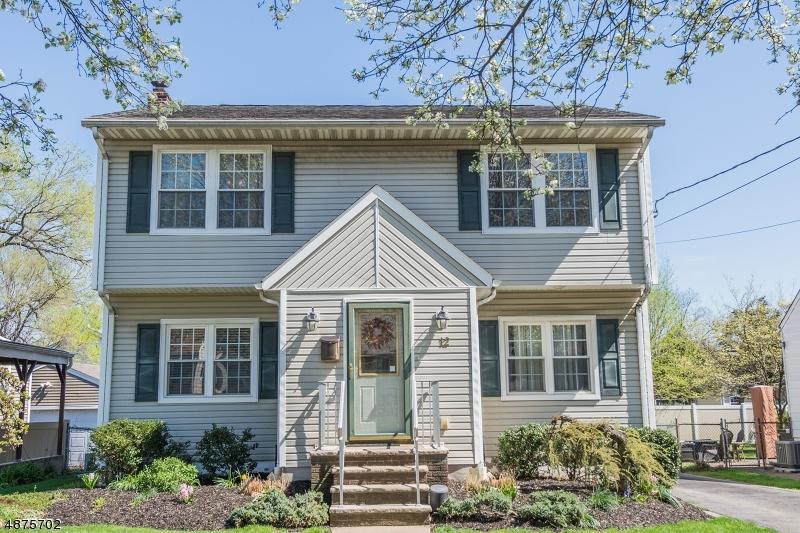 独户住宅 为 销售 在 12 GREENLAWN Drive Lodi, 新泽西州 07644 美国