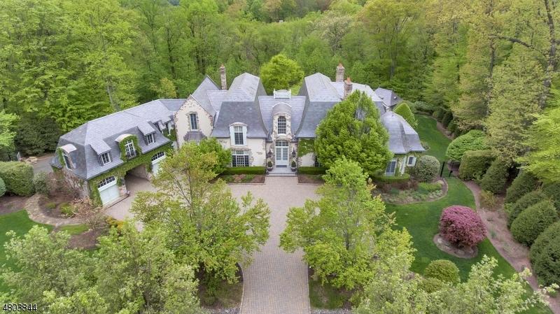Single Family Homes pour l Vente à Saddle River, New Jersey 07458 États-Unis