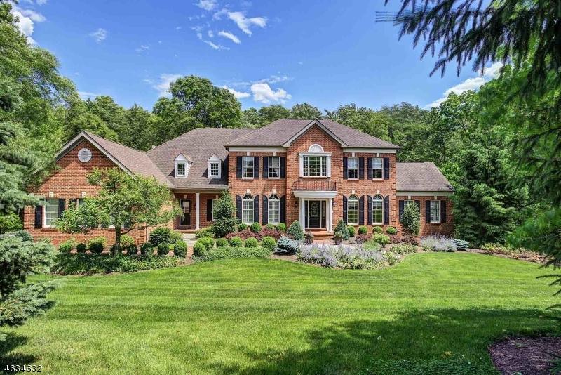 独户住宅 为 销售 在 48 Canterbury Way 巴思金里奇, 07920 美国