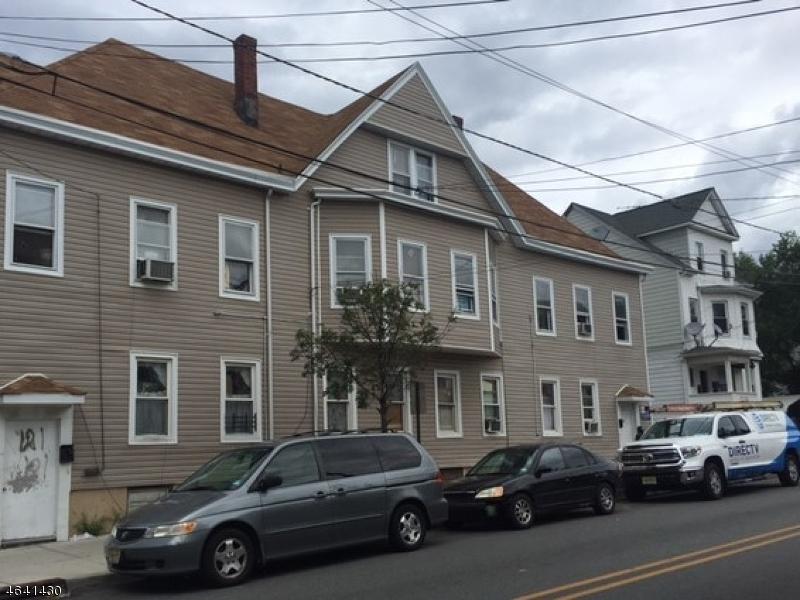 Maison avec plusieurs logements pour l Vente à 93 MERCER Street Paterson, New Jersey 07501 États-Unis