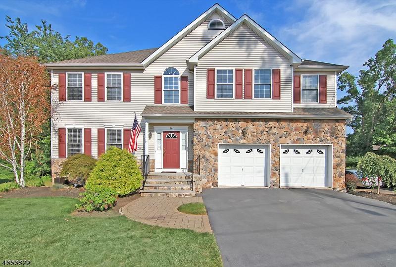 独户住宅 为 销售 在 6 Prospect Drive Somerville, 新泽西州 08876 美国