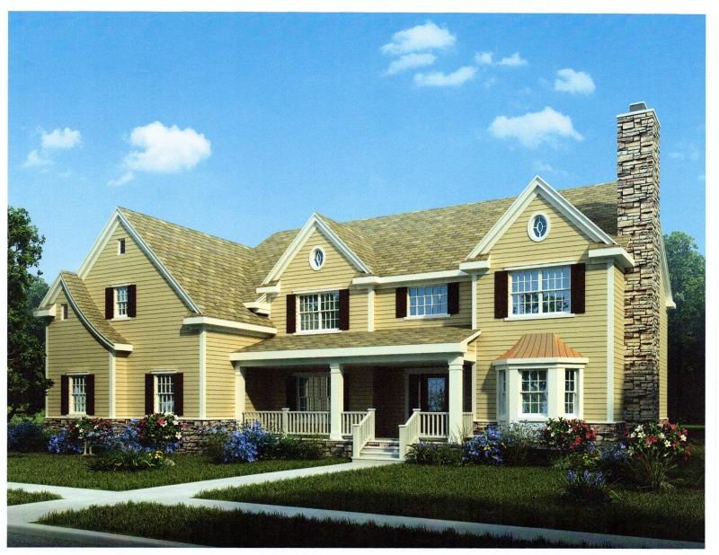 Частный односемейный дом для того Продажа на 1 Mary Farm Road Denville, 07834 Соединенные Штаты