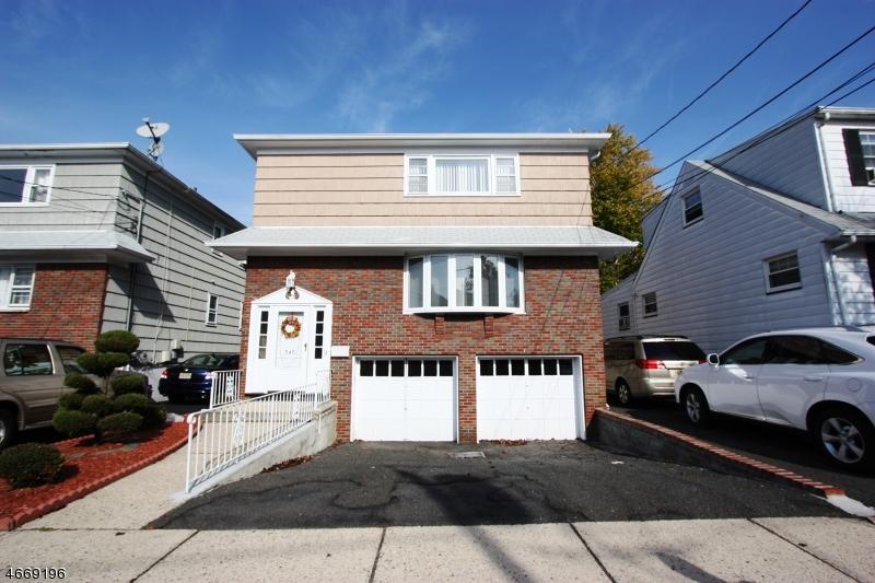 Casa Unifamiliar por un Alquiler en 545 FREEMAN Street Lyndhurst, Nueva Jersey 07071 Estados Unidos