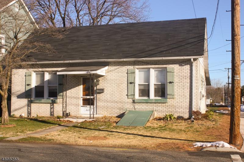 Частный односемейный дом для того Продажа на 807 SOUTH BLVD Alpha, 08865 Соединенные Штаты